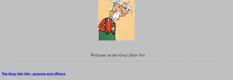 The Gray Hair Net