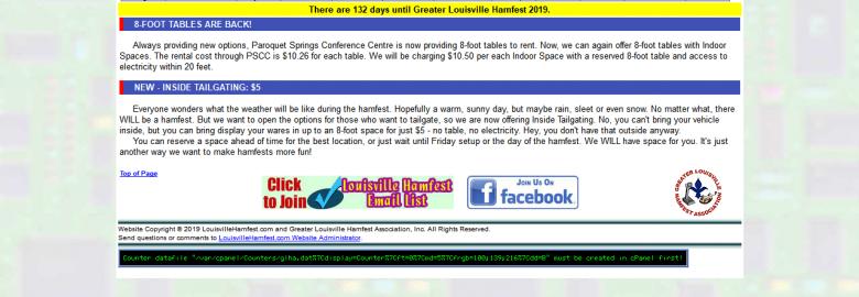 Greater Louisville Hamfest Association
