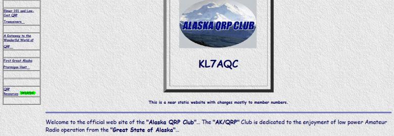Alaska QRP Club